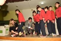 Aladağ'daki Kız Öğrencilere Büyükşehir'den Destek
