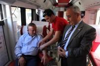 ALİ AĞAOĞLU - Ali Ağaoğlu, 'Kan Bağışı Sürekli Hale Getirilmeli'