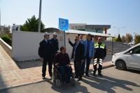 WHATSAPP - Aliağa'da Engelli Sürücülere Özel Park Yeri