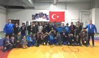 Altınova Güreşe Damga Vuruyor