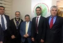 MEHMET SELİM KİRAZ - Ankara Siirt Vakfı'ndan 'Yeni Anayasa Ve Cumhurbaşkanlığı Sistemi' Toplantısı