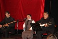 KAZANCı BEDIH - Antalya'da Kazancı Bedih Anıldı