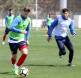 DANILO - Antalyaspor, Kayserispor Hazırlıklarını Tamamlandı