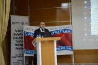 Ardahan'da Milli İstihdam Seferberliği Programı Toplantısı