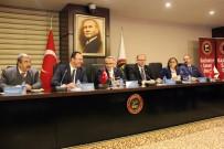 KÜRESEL EKONOMİ - Bakan Ağbal Açıklaması '16 Nisan'dan Sonra Reform Hamlesini Başlatacağız'