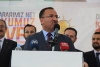 MILLI GÜVENLIK KURULU - Bakan Bozdağ, Kılıçdaroğlu'nu Eleştirdi