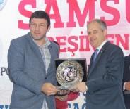OLİMPİYAT ŞAMPİYONU - Bakan Kılıç, Genç Güreşçileri Ödüllendirdi