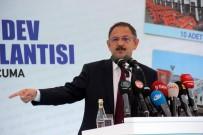 TALAS BELEDIYESI - Bakan Özhaseki, 15 Milyonluk Projelerin Tanıtım Toplantısına Katıldı