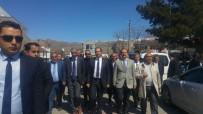 DEPREM FELAKETİ - Bakan Yardımcısı Çiftci'den Erciş Ve Muradiye'ye Ziyaret
