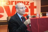 ÇıKMAZ SOKAK - Başbakan Yardımcısı Mehmet Şimşek Sason'da