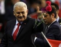 SIVAS KONGRESI - Başbakan Yıldırım: Niye benim için çalışıyorsun Kılıçdaroğlu?
