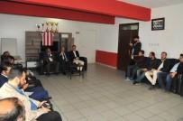 AKŞEHİR BELEDİYESİ - Başkan Akkaya Akşehirspor'a Sahip Çıktı