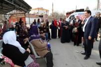 Başkan Yazgı Açıklaması '16 Nisan'da Önemli Bir Seçimimiz Var'