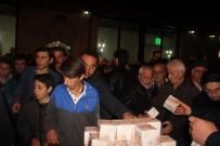Bayburt Belediyesi Kandil Simidi Geleneğini Devam Ettirdi
