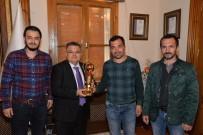 ATICILIK KULÜBÜ - Bilecik Belediye Spor Atıcılık İhtisas Kulübü Sporcusu Trap Atış Yarışmasında Türkiye Birincisi Oldu