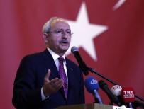 Kemal Kılıçdaroğlu'ndan 'Evet' gafı! 'Affedersiniz' deyip düzeltti