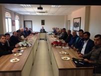 Burhaniye'de Seçim Güvenliği Toplantısı