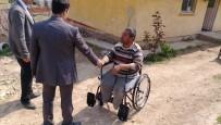 ORÇUN - Büyükşehir Bir Engelliyi Daha Sevindirdi