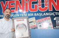 BASıN YAYıN VE ENFORMASYON GENEL MÜDÜRLÜĞÜ - BYEGM'den Yenigün Gazetesi'ne Türkiye İkinciliği Ödülü
