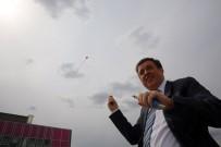 KARATEKIN ÜNIVERSITESI - Çankırı'da Üniversite Öğrencileri Uçurtma Şenliği Düzenledi.