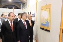 MUSTAFA KARSLıOĞLU - Edirne'de 'Fatih Sultan Mehmet Han Ve Edirne'de Fatih Devri Eserleri' İle 'Türk İslam Sanatları' Karma Sergisi Açıldı.