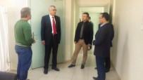 OSMAN AYDıN - Genel Sekreter Öz'den, Gerger İlçesine Ziyaret