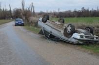 AŞIRI HIZ - Günyüzü'nde Trafik Kazası