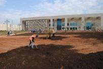 ARKEOLOJI - Haleplibahçe Parkı Bahara Hazırlandı