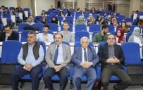 MUHARREM BALCı - Hukuk Vakfı Başkanı Balcı, ERÜ'de Konferans Verdi