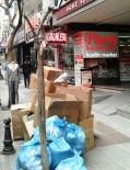 YAYA TRAFİĞİ - İzmit Belediyesi'nden Çöp Ve Atık Toplama Saati Uyarısı