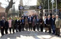 KALİTELİ YAŞAM - Kadın Muhtarlar Başkan Dündar'ı Ağırladı