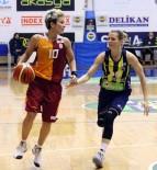 CUMHURBAŞKANLıĞı KUPASı - Kadınlar Basketbolda Derbi Heyecanı