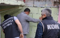 Kahramanmaraş'ta 'Torbacı' Operasyonu
