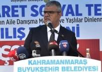 AİLE DANIŞMA MERKEZİ - Karaziyaret Mikdat Bin Esved Sosyal Tesisleri Açıldı