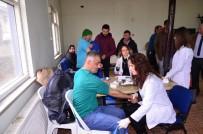 UZUNÇIFTLIK - Kartepe Belediyesi'nde 104 İşçi Sağlık Taramasından Geçti