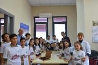 BİLGİ EVLERİ - Kartepeli Öğrenciler Uzay Bilimleri Fakültesini Ziyaret Etti