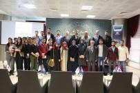 Kütüphaneler Haftası'nda KTO Karatay'da Direniş Karatay Konuşuldu