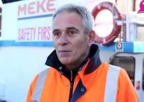 KURU YÜK GEMİSİ - Libya'da Batan Geminin Çarkçıbaşısı İbrahim Öztürk Memleketi Giresun'da Toprağa Verildi
