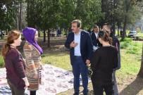KONSEPT - 'Mangal Park' Adanalının Hizmetine Giriyor