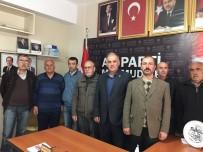 MUSTAFA ARSLAN - MHP'den Ak Parti'ye Ziyaret