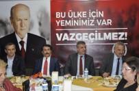 DİSİPLİN KURULU - MHP İzmir'de 'Evet' İçin Sahada
