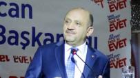 SERKAN BAYRAM - Milli Savunma Bakanı Işık, Erzincan Da
