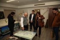 KARTAL BELEDİYE BAŞKANI - Mimarlar, Başkan Altınok Öz'ü Ziyaret Etti