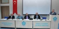 MEHMET ŞAHIN - NEÜ'de 'Cumhurbaşkanlığı Sistemi Açıklaması İç Ve Dış Politika Yansımaları' Konuşuldu