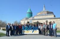 ÜCRETSİZ ULAŞIM - NTO Üyeleri İzmir Mermer Fuarı Ve Konya Tarım Fuarlarına Katıldı