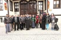 KAZıM KURT - Odunpazarı Belediyesi Yaşlı Merkezi Kurtuluş Müzesine Gitti