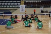 MERKEZ HAKEM KURULU - Oturarak Voleybol 1. Lig 2'İnci Etap Maçları Fethiye'de Başladı