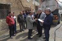 MUSTAFA ŞAHİN - Polat, Çarmuzu Mahallesinde Devam Eden Hizmetleri Ve Yatırımları İnceledi