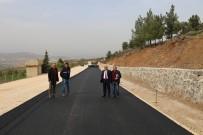 Recep Tayyip Erdoğan Mesire Alanında Asfalt Çalışmalarına Başlandı