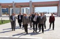 KAYALı - Sakarya Üniversitesi'nden Kırklareli Üniversitesi'ne Ziyaret